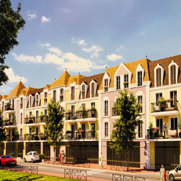 Programme neuf Appartement Villiers-sur-Marne 94350